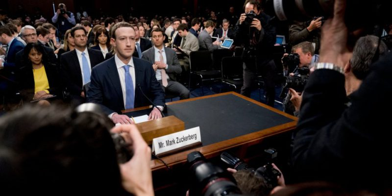 mark zuckerberg a subi 5 heures d 39 interrogatoire soutenu au congr s des etats unis voici ce. Black Bedroom Furniture Sets. Home Design Ideas